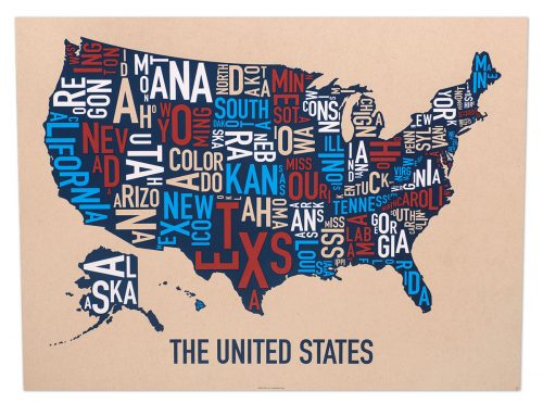 "United States ""Special Edition"" Screen Print"