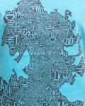 Austin Women's Tee in Blue