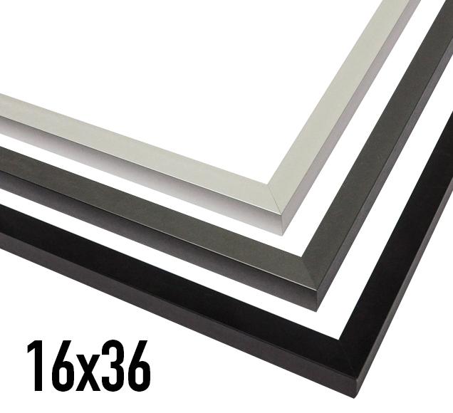 16 X 36 Empty Metal Frame