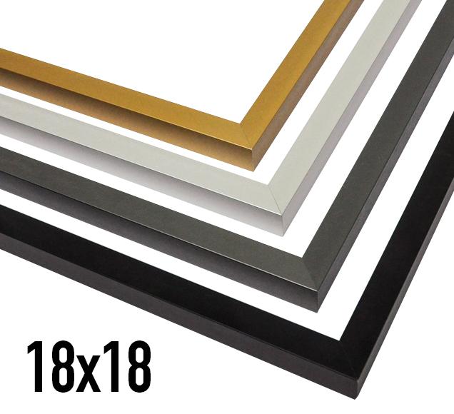 18 X 18 Empty Metal Frame