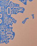 Boston Tan/Blue Canvas, Zoom