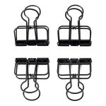 Simple Clips, Black