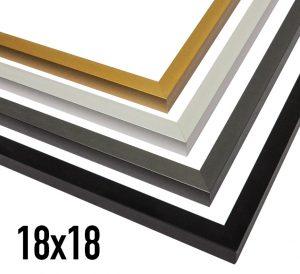 Frame Corners 18x18